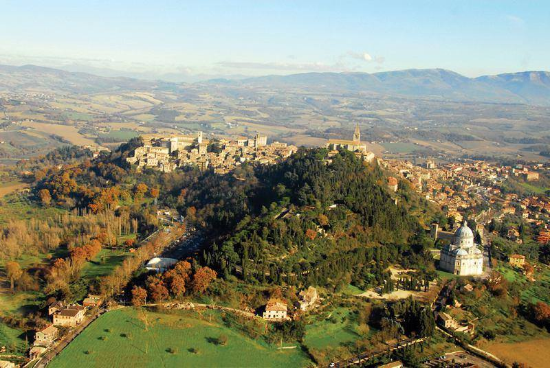 Panorama Todi Umbria Bed and Breakfast Residenza degli Uffredi